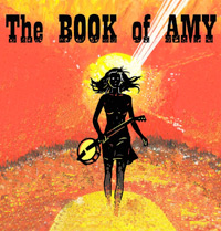 The Book Of Amy CD cover
