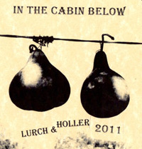 In The Cabin Below CD cover